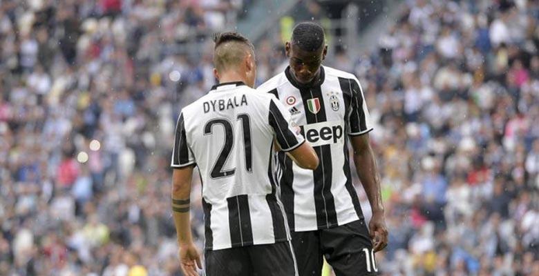 Juventus 16/17 sæsonen