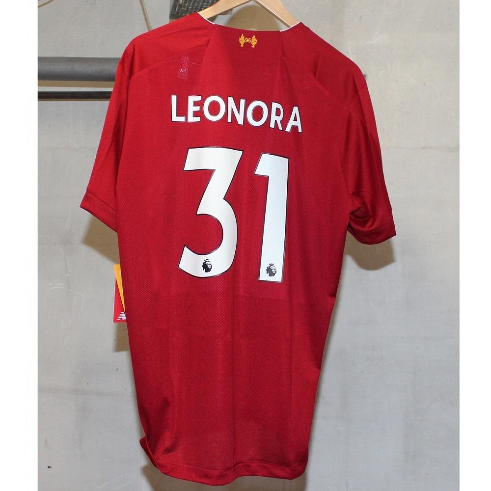 Liverpool 19/20 trøje eget tryk