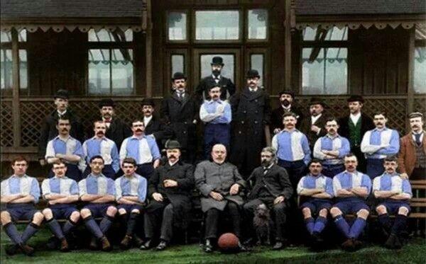 Liverpool 1892 retro trøjer
