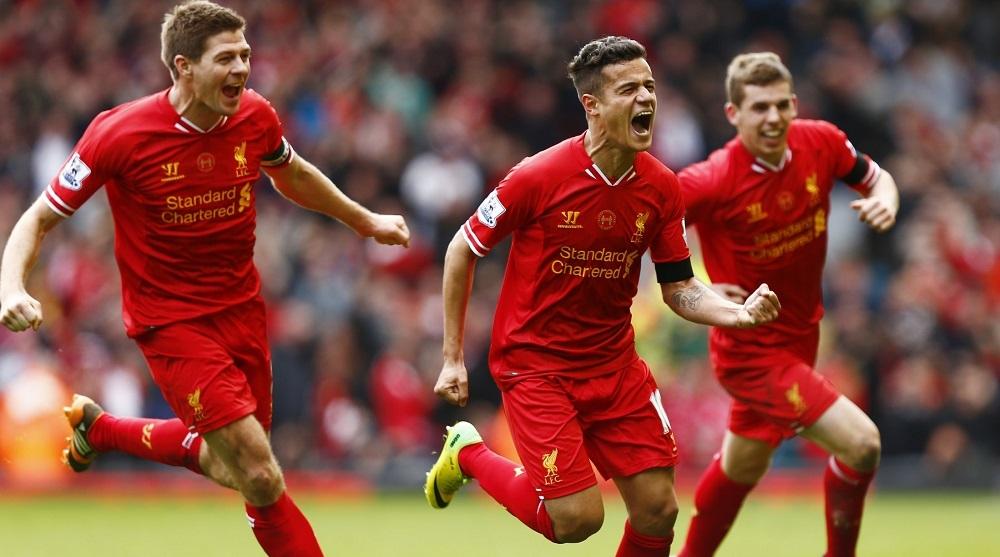 Liverpool sæson 2013/14