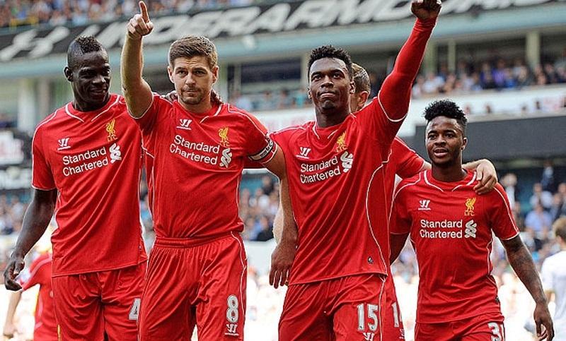 Liverpool sæson 2014/15