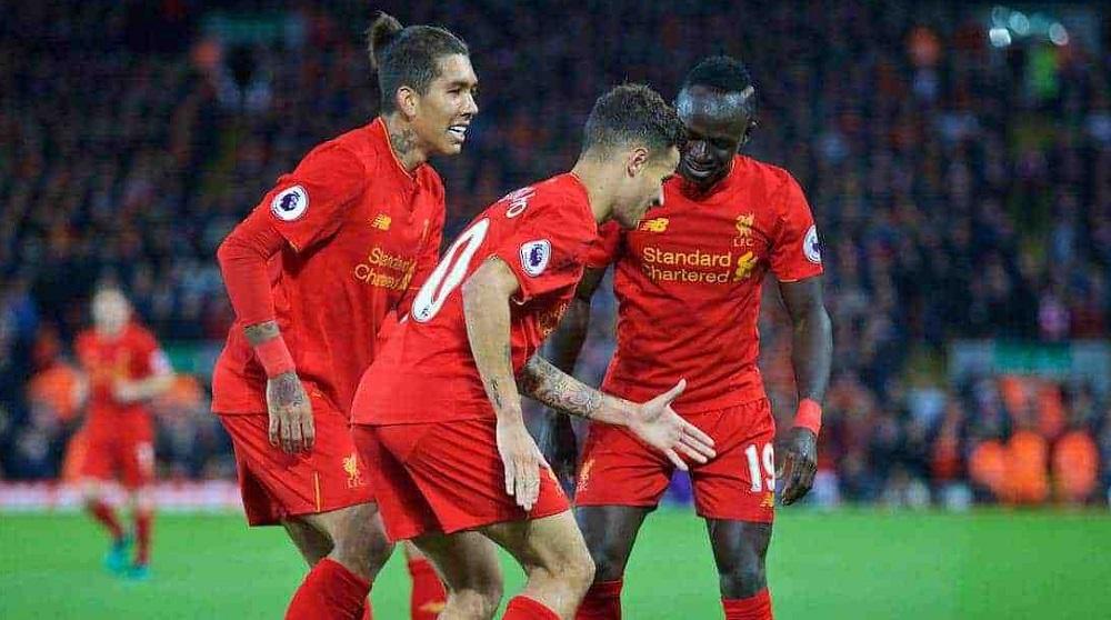Liverpool sæson 2016/17