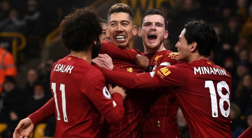 Liverpool 19/20 jerseys
