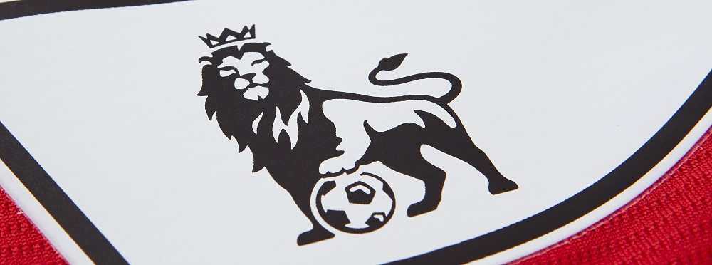Premier League navn og nummer tryk