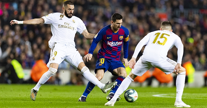 Real Madrid sæsonen 19/20