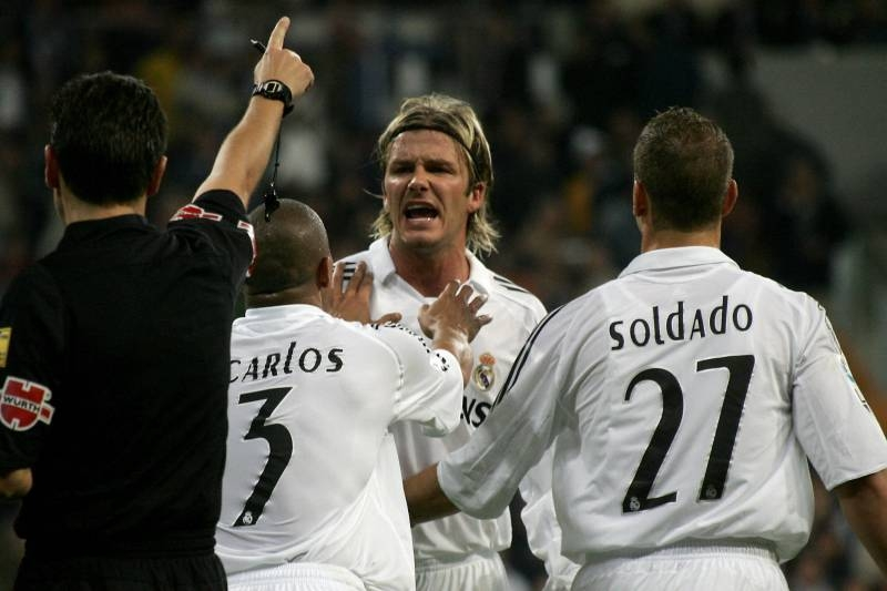 Real Madrid 2005/06 sæsonen