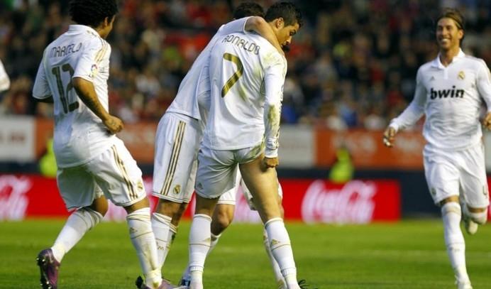 Real Madrid sæsonen 2011/12