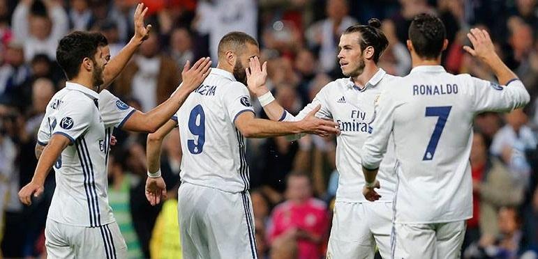 Real Madrid 16/17 season