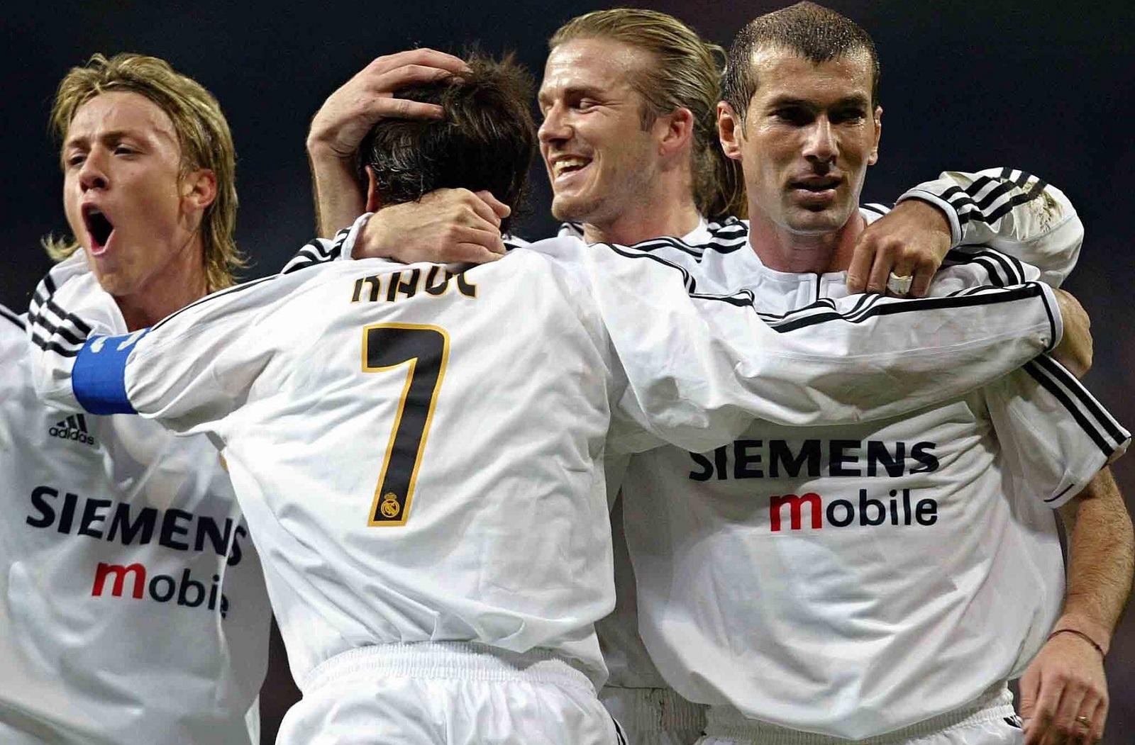 Real Madrid sæsonen 2003/04