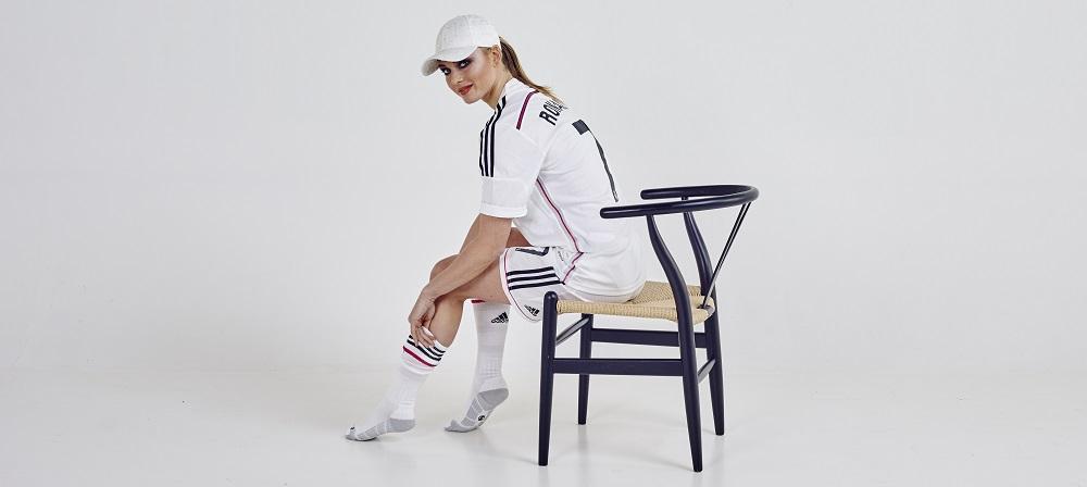 Real Madrid home jersey Ronaldo 7 printing