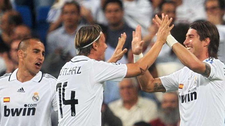 Real Madrid sæsonen 2008/09