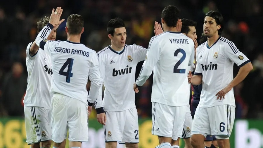 Real Madrid 12/13 season