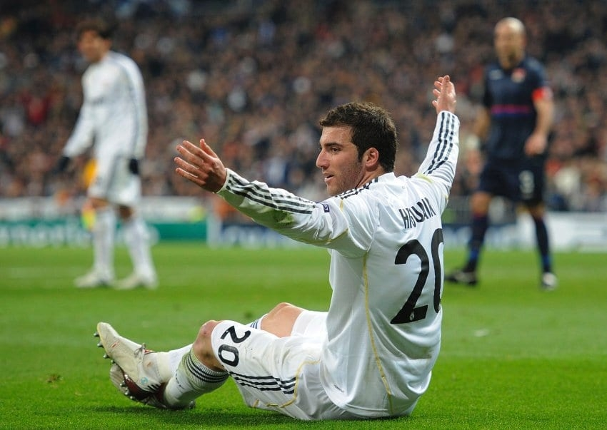 Higuain 2009/10 Real Madrid