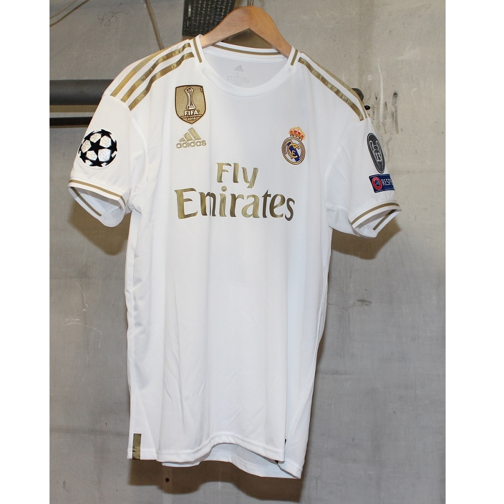 Real Madrid 19/20 UCL home