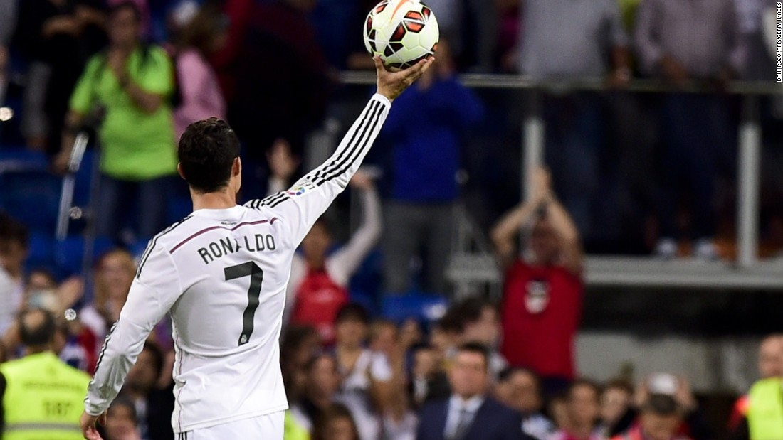 Ronaldo 14/15 RM