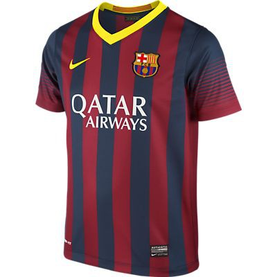 FC Barcelona home jersey 2014