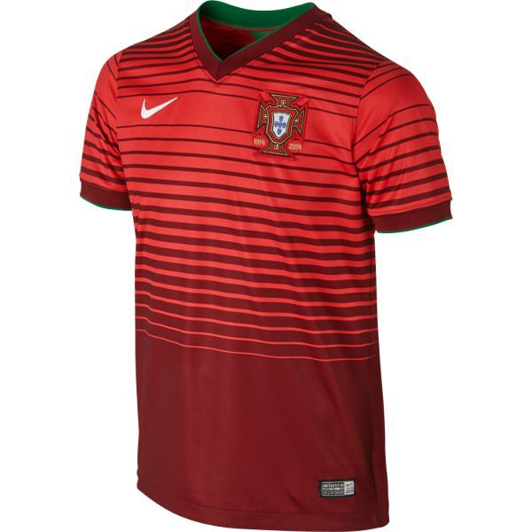 Portugal home jersey 2014