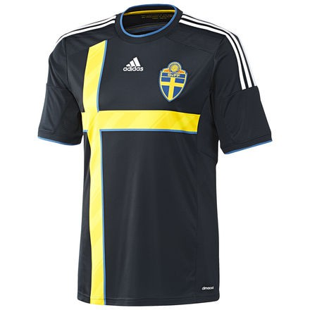 Sweden away jersey 2014 Ibrahimovic