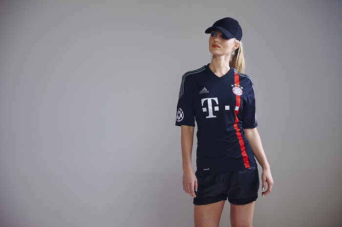 FC Bayern Munich third kit model
