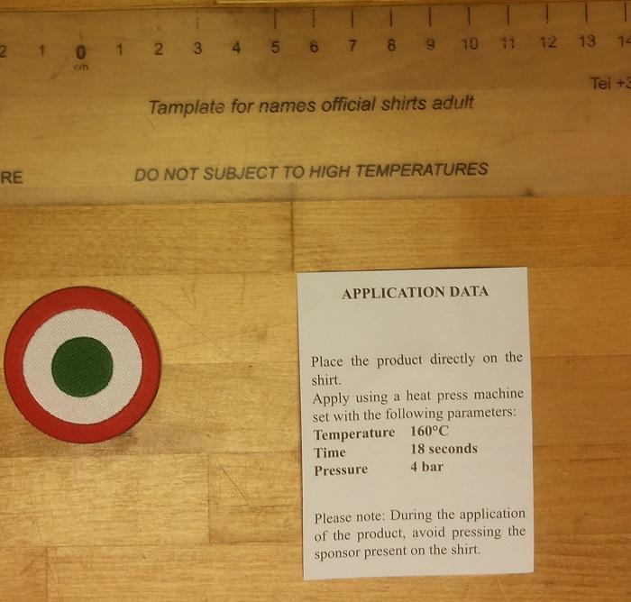 Coppa Italia badge