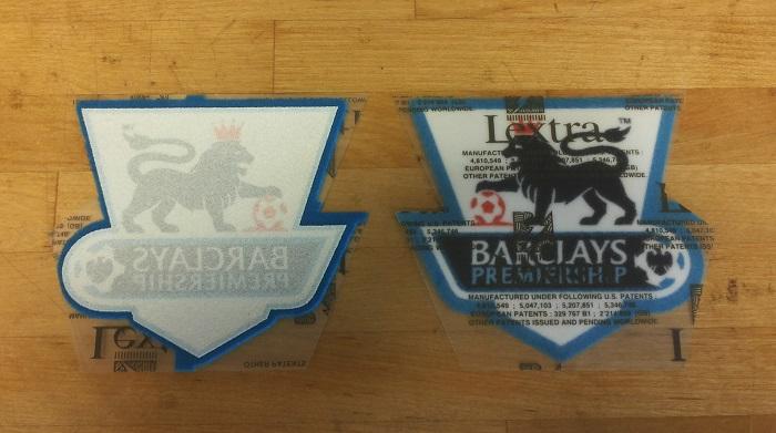 EPL badges 1992-2007 - Chris Kay
