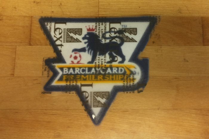 EPL champs badge 1992-2007