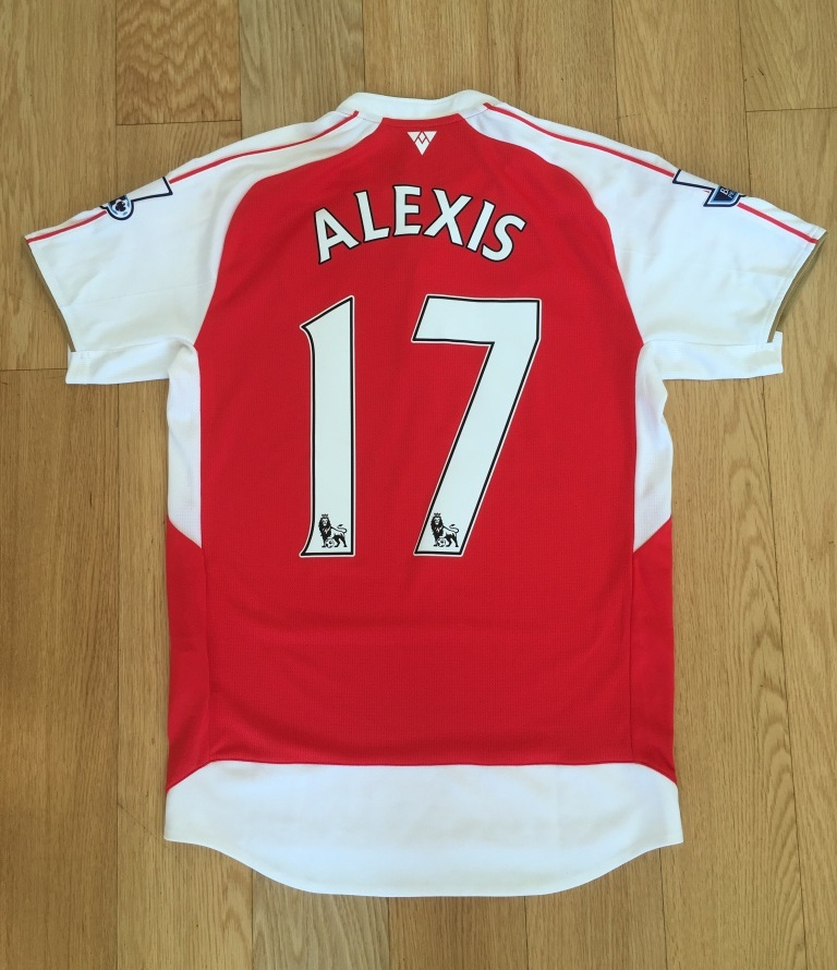 Arsenal EPL printing