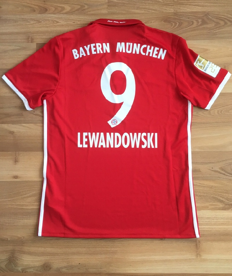 Bayern printing 16/17