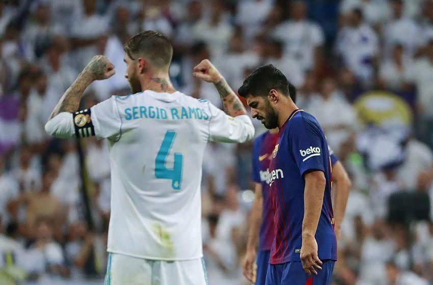 Real Madrid UCL printing 17/18