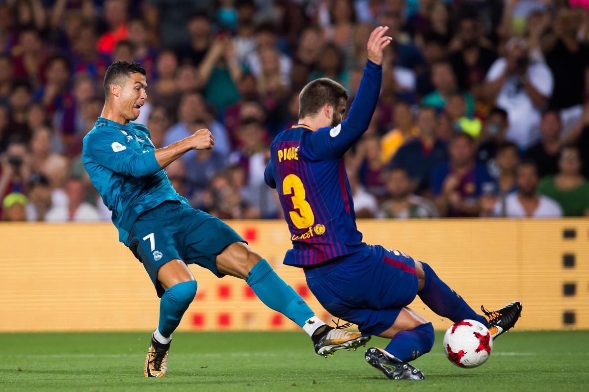 Real Madrid third kit 2017/18