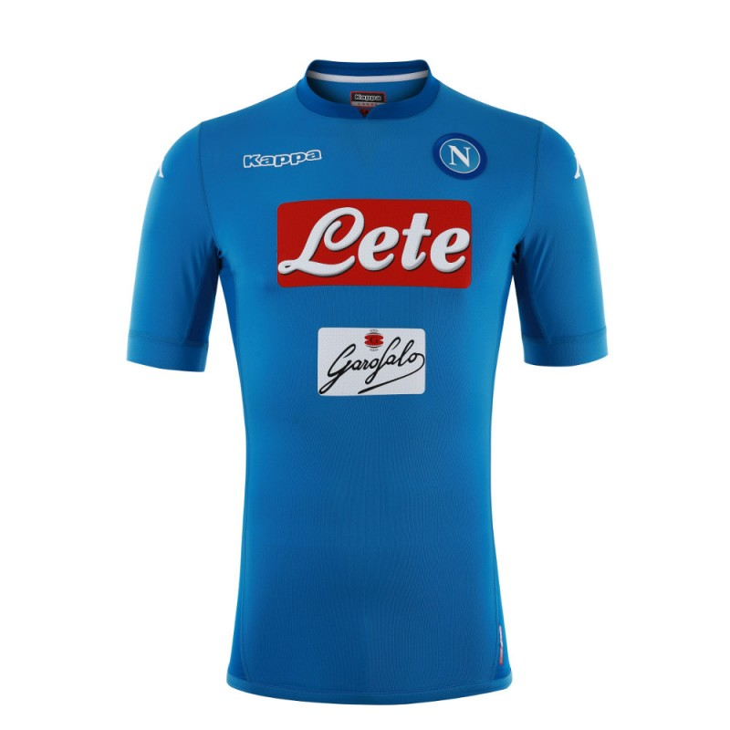 Napoli home jersey 2017/18