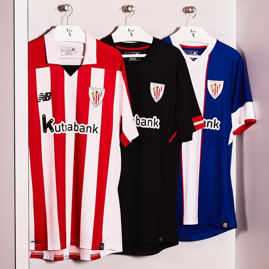 NB Athletic Bilbao 17/18 kits