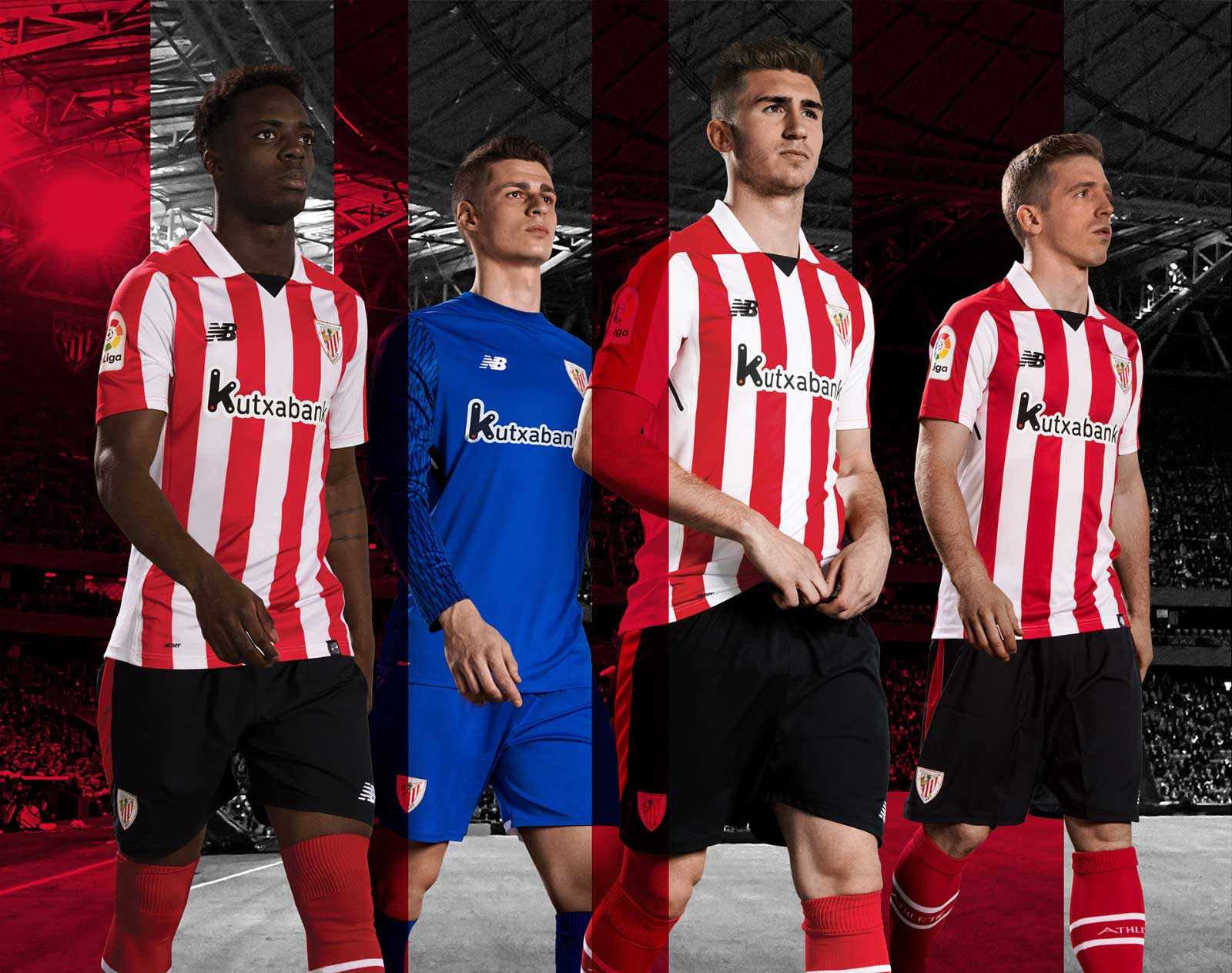Athletic Bilbao home jersey 17/18