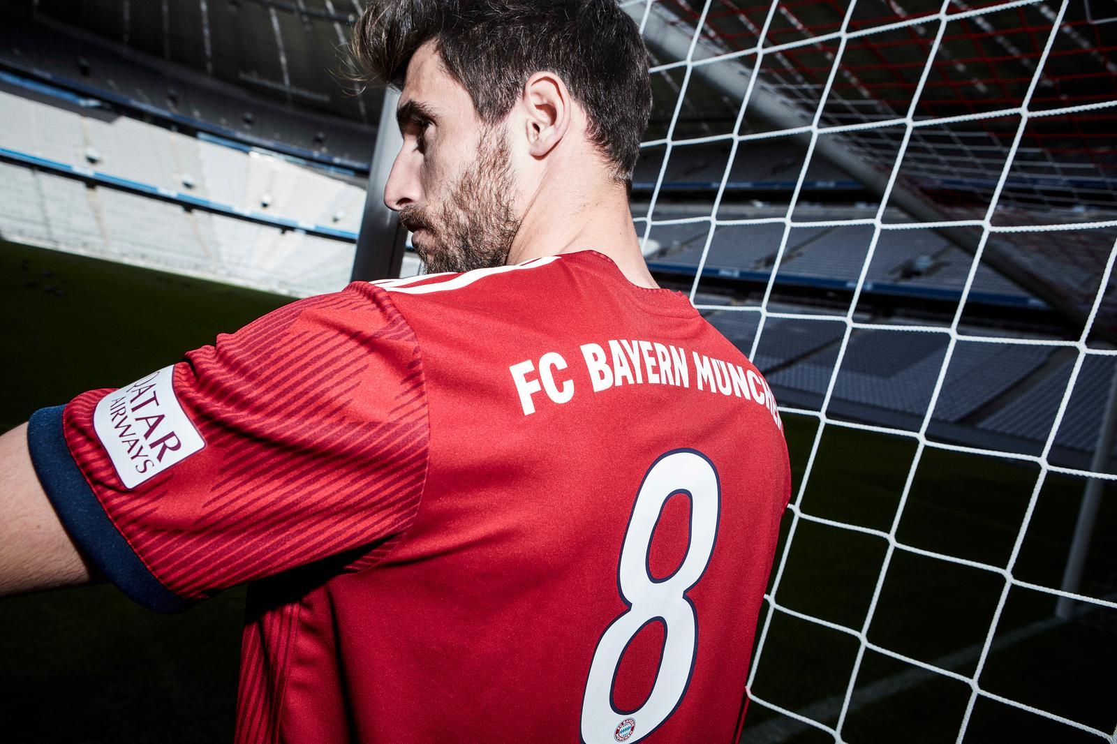 FC Bayern printing 2018/19