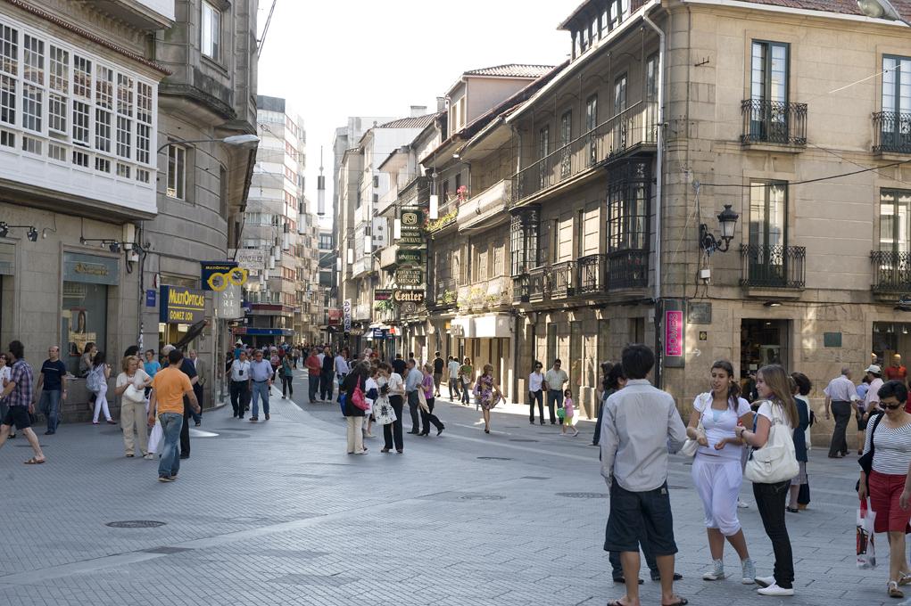 Pontevedra square