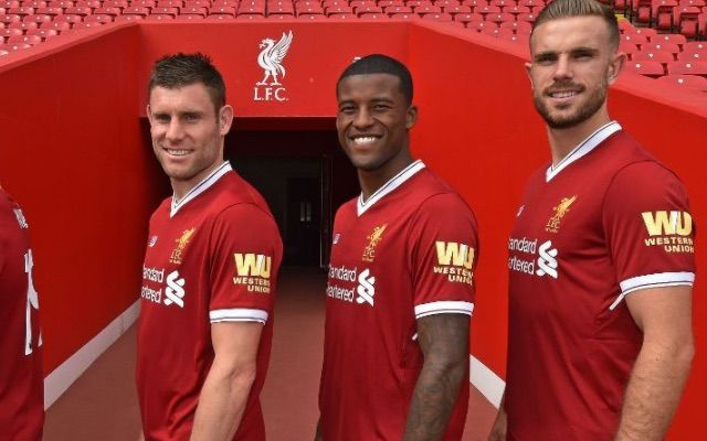 Liverpool will wear what in 2020 ?