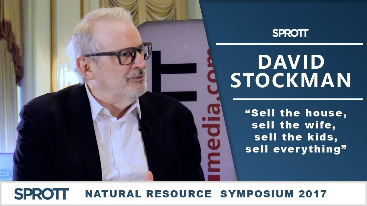 David A Stockman
