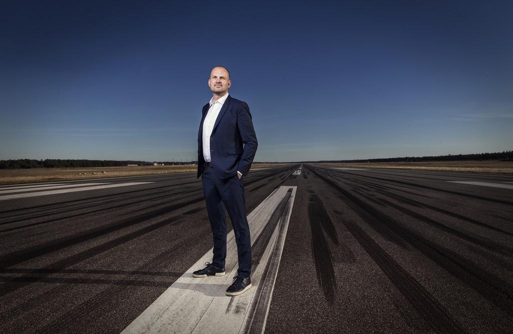 Aarhus Airport CEO