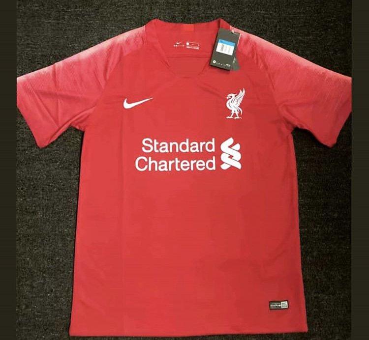 Liverpool Nike home shirt 20/21