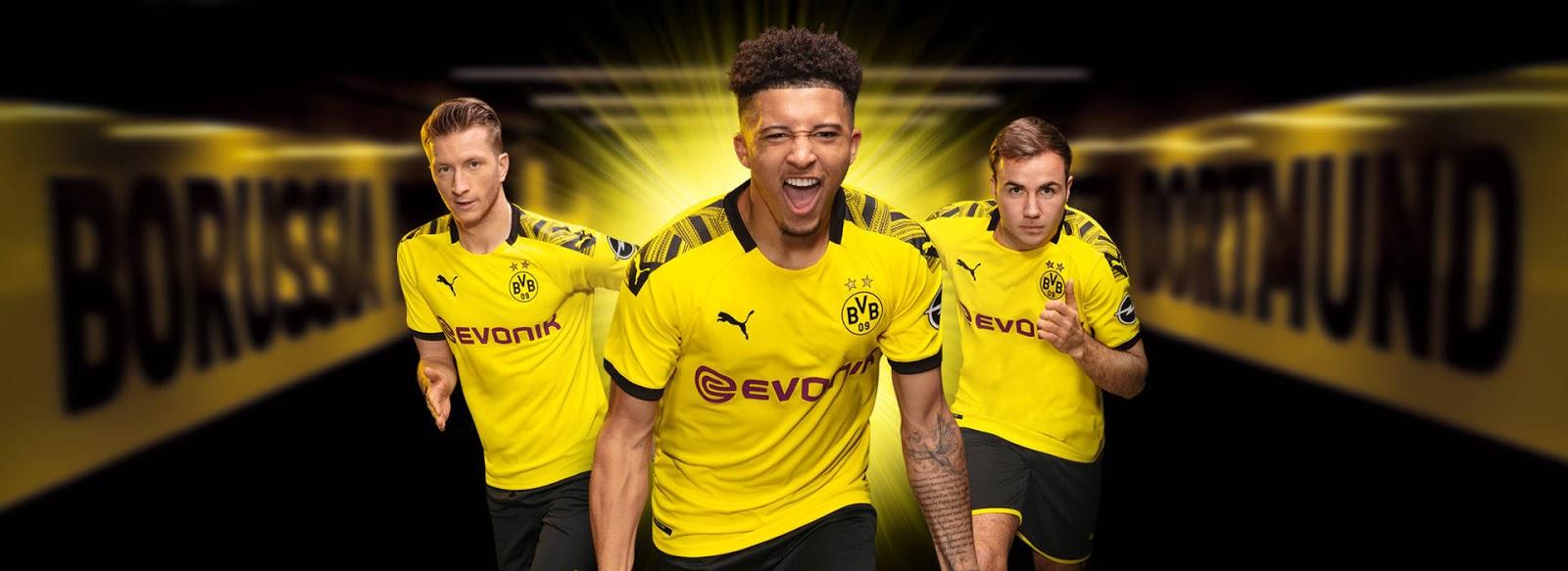 Dortmund home kit 19/20