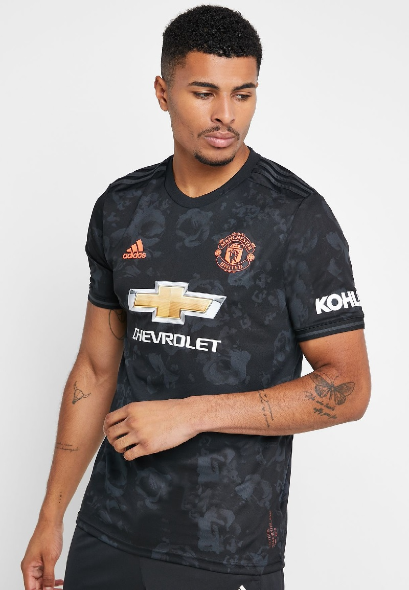 Manchester Untied third kit 19/20
