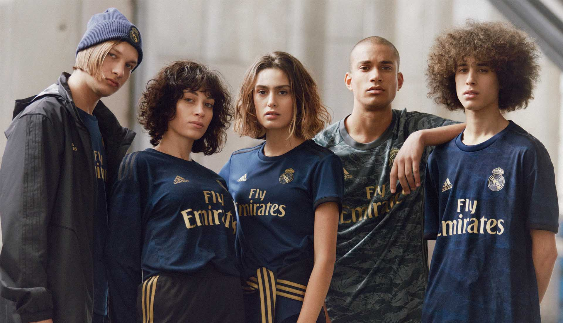 Real Madrid away jersey 19/20