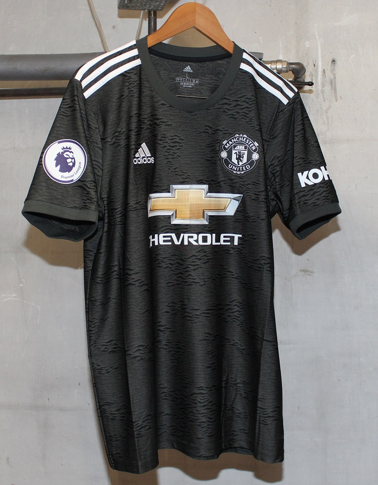 Man Utd 20/21 away kit